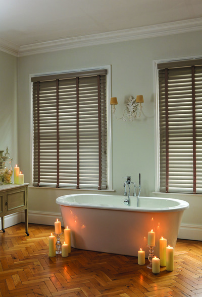 Wooden and Fauxwood Venetian Blinds