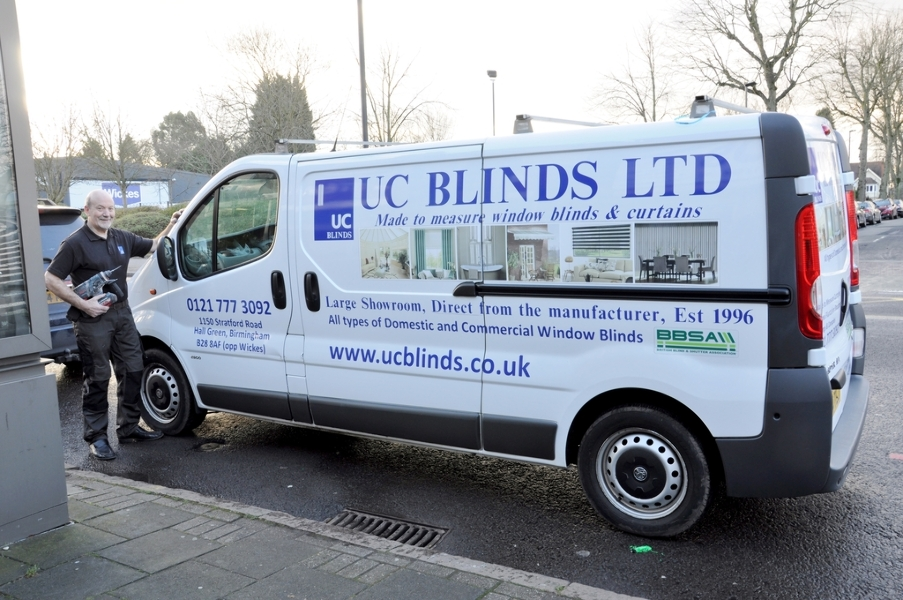 Our Window Blind Fitters