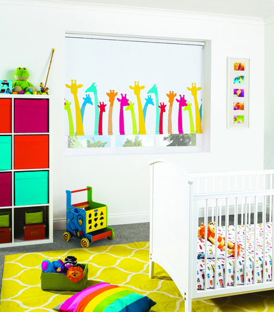 Children's and Nursery Blinds