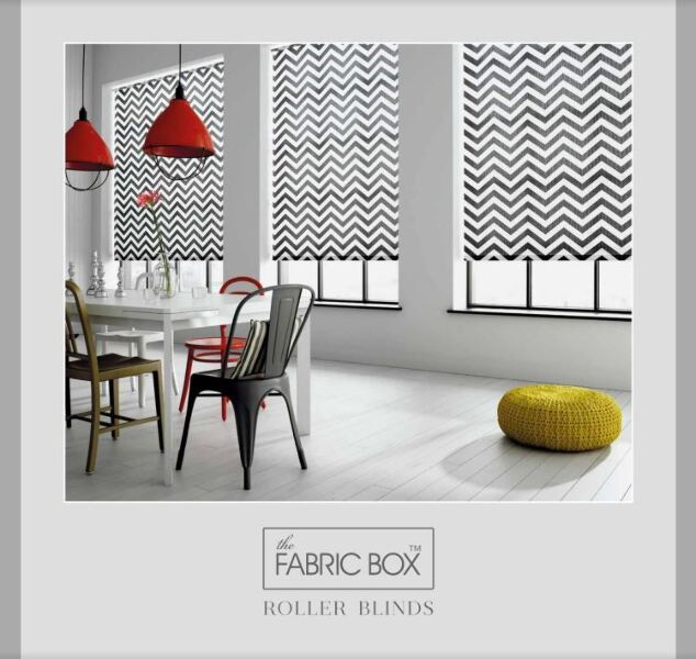 The Fabric Box Roller Blind Virtual Book