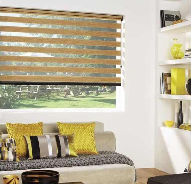 Vision Blinds in the Lounge