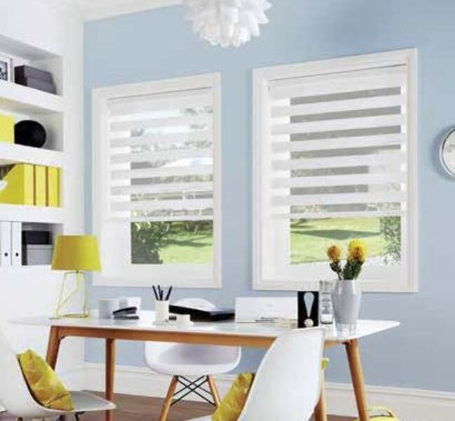 Vision Blinds in the Dining Room