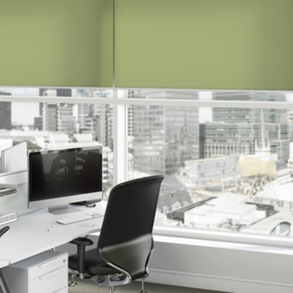 Office commercial blinds