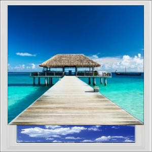 Maldives Jetty