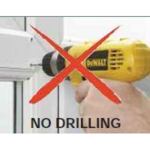 NO Drilling