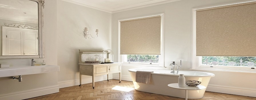 PVC Waterproof Bathroom Blinds