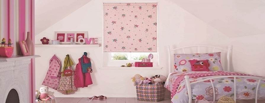 Made To Measure Children's Blackout Blinds