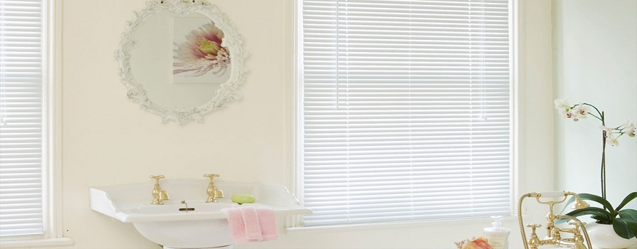 Bathroom Aluminium Venetian Blinds