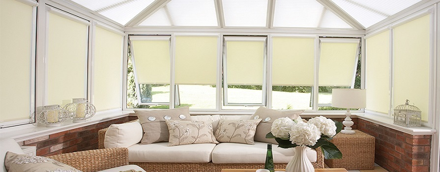 Conservatory Blinds Made To Measure
