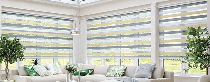 Made To Measure Vision Conservatory Blinds