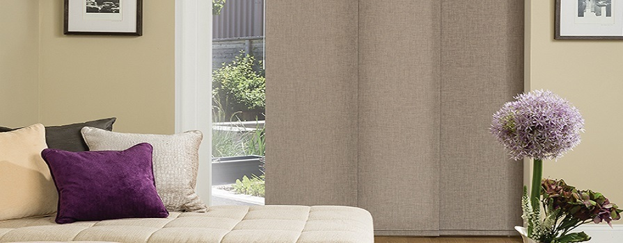 Made To Measure Panel Blinds