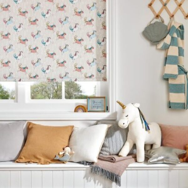 Children and Nursery Bedroom Blinds by UC Blinds Limited