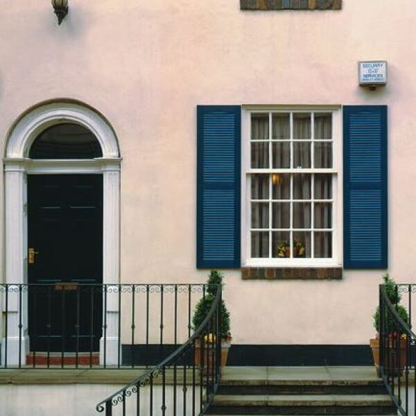 Decorative External Shutters by UC Blinds