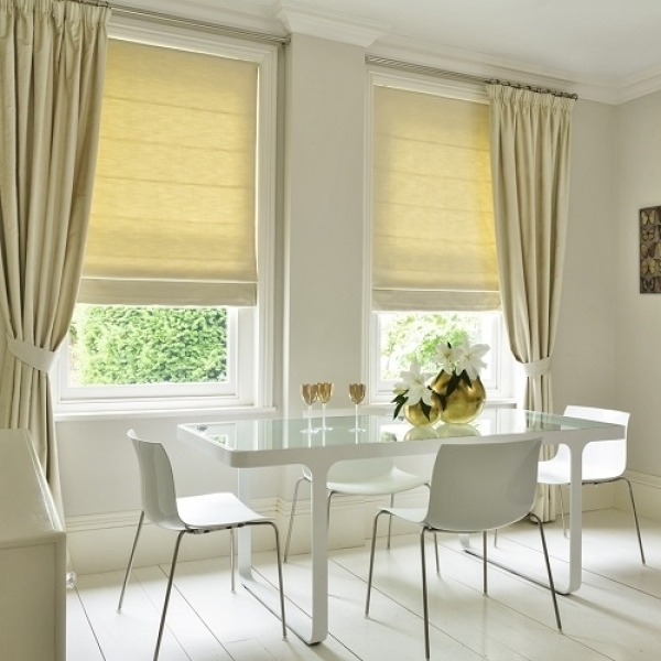 Made To Measure Roman Blinds by UC Blinds Limited