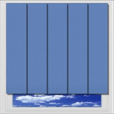 Children and Nursery Vertical Blinds