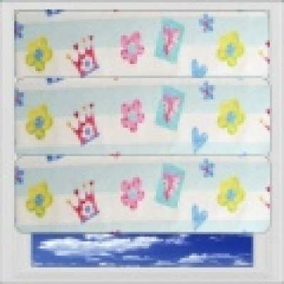 Childrens and Nursery Roman Blinds