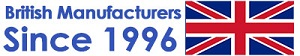 Proud To Be British Manufacturers Since 1996
