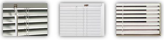 Wood Effect Blinds Made To Measure