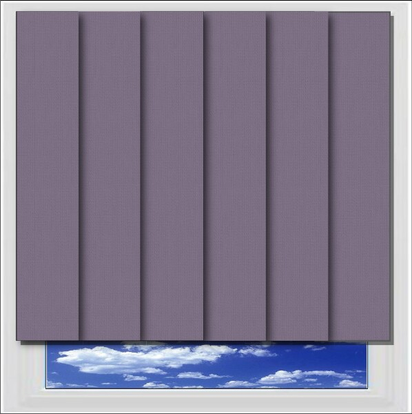 Bella Amparo Blackout Vertical Blind