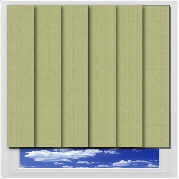 Bella Glade Blackout Vertical Blind