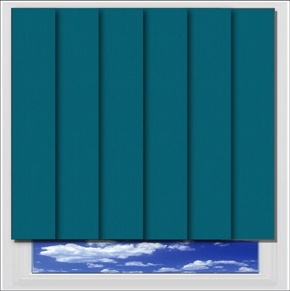 Bella Mambo Blackout Vertical Blind