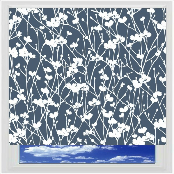 Meadow Nightingale Roller Blind