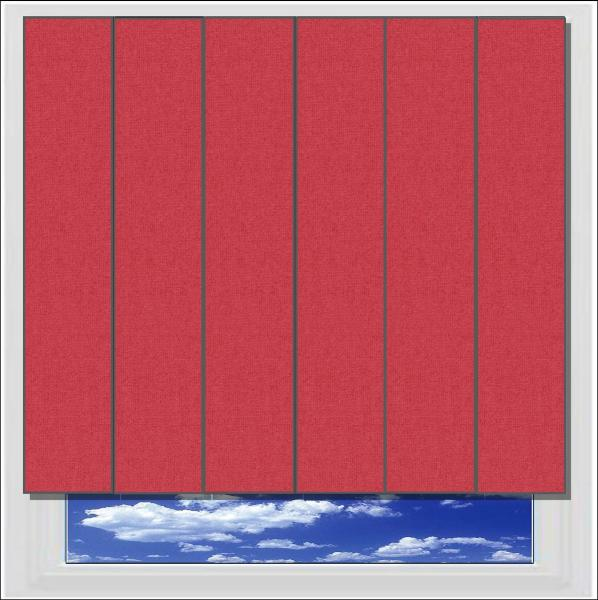 Splash Scarlet Replacement Slat