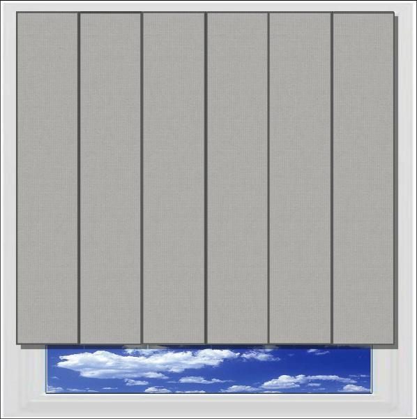 Splash Tropez vertical blind