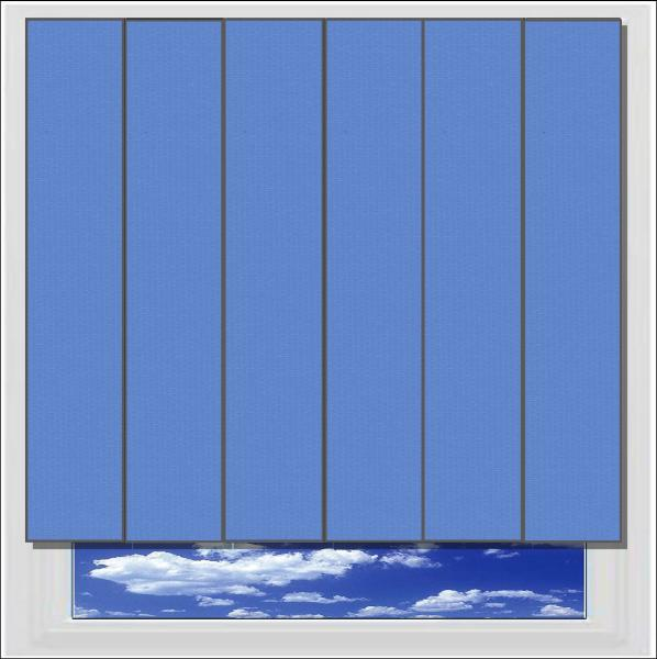 Unilux Surf PVC vertical blind