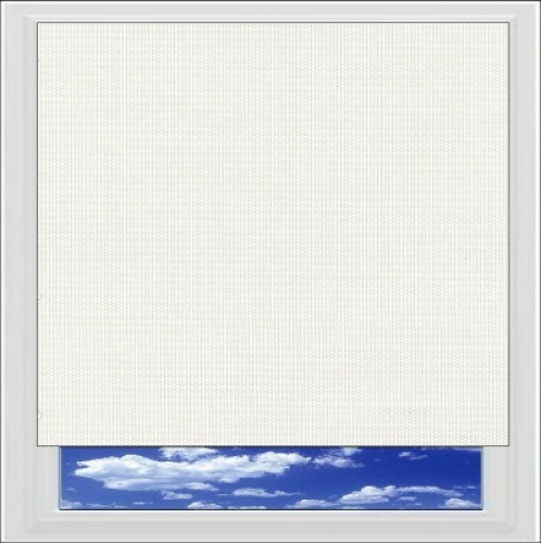 Uniview Zero Shell blackout roller blind