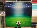 Football Stadium - The finished product in our showroom - 1