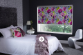 Lucia Bright Blackout Roller Blind